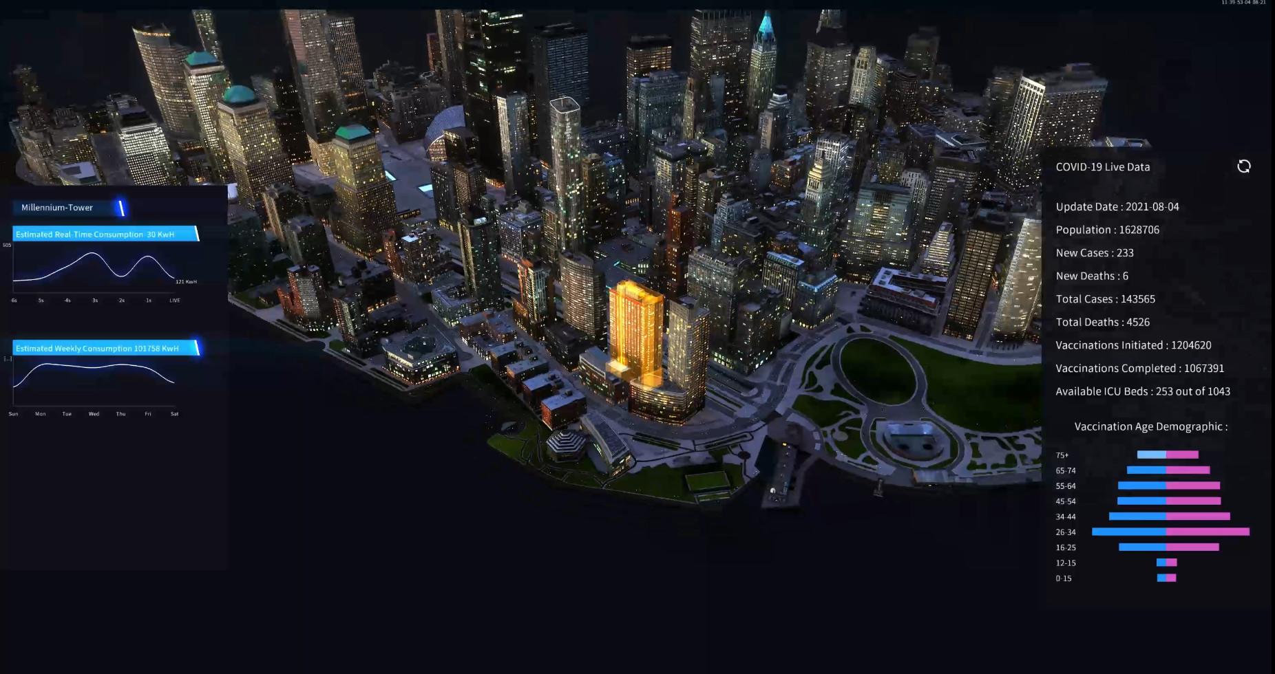 Manhattan-smart-city